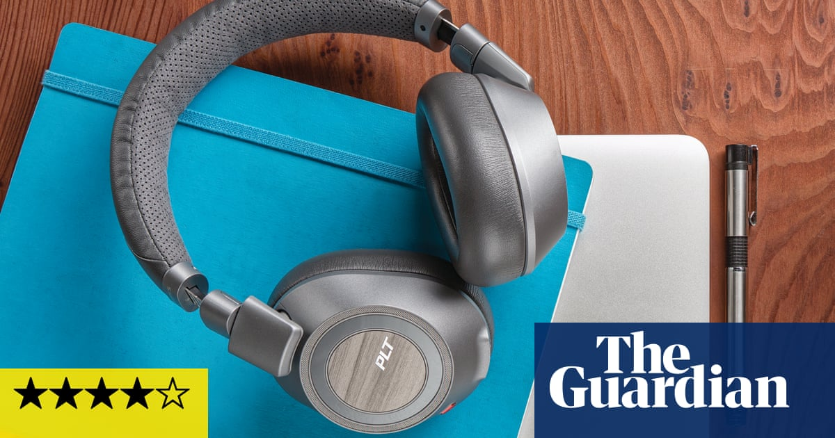 28594176edd Plantronics BackBeat Pro 2: Bose-level wireless noise cancelling on a  budget | Technology | The Guardian