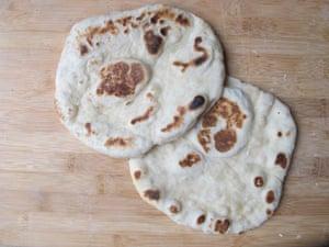 Pitta bread by Belinda Harley.