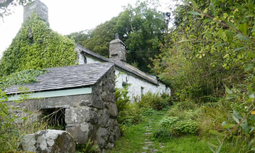 RS Thomas's cottage near Plas yn Rhiw.