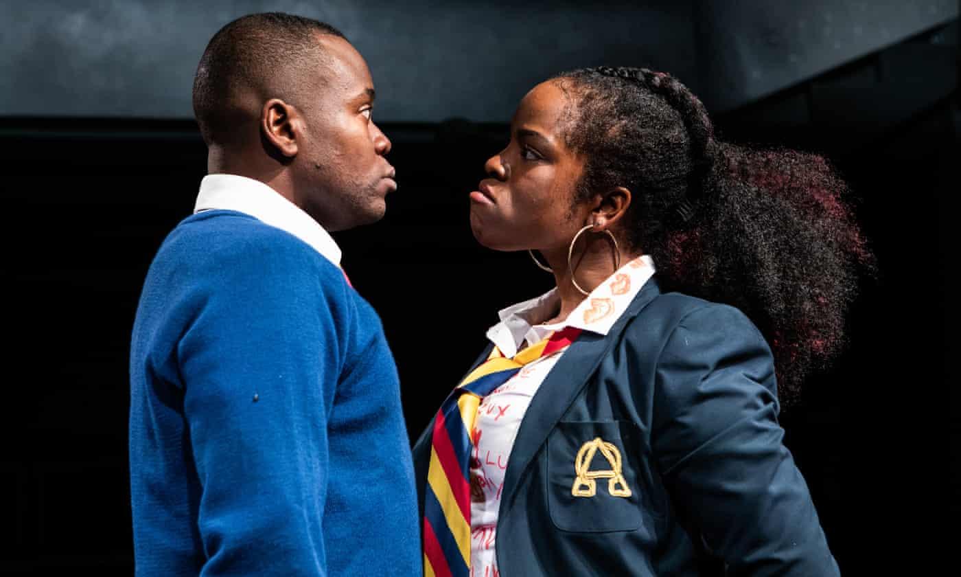 Little Baby Jesus review – Arinzé Kene's thrilling teens triumph