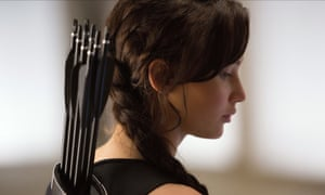 Jennifer Lawrence as Katniss Everdeen: 'Her decisions aren't based on what a boy will think of her. She makes her own narrative.'