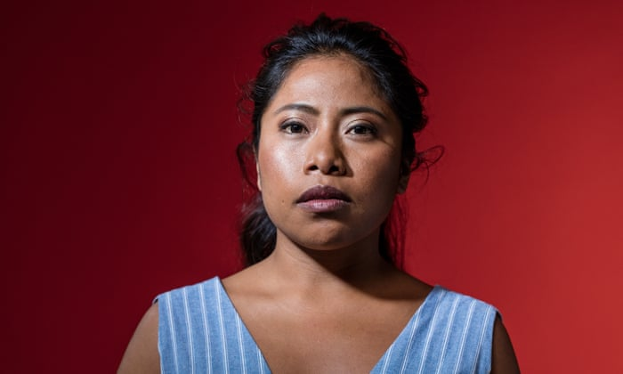 Roma star Yalitza Aparicio: 'I don't think I am an actor' | Film