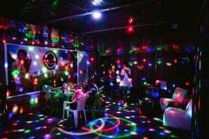 Nightlife in La Poza
