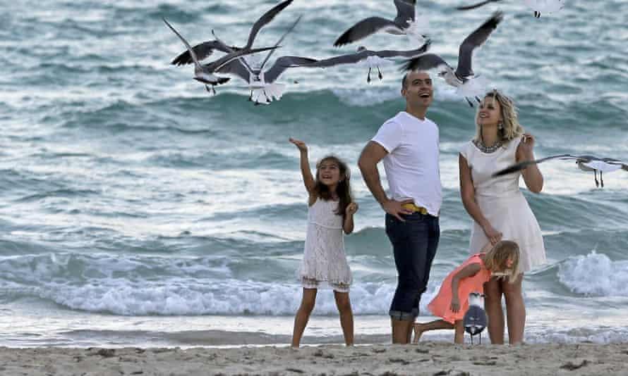 miami beach family