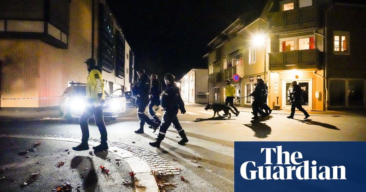 First Thing: Norway attack suspect 'showed signs of radicalisation' – The Guardian