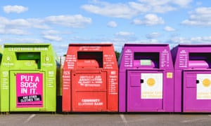 Canadian woman becomes eighth person to die in charity bin since