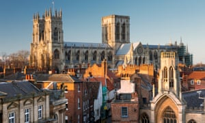 York Minster's canon chancellor, who initiated the sessions, has called himself 'religiously bilingual'.