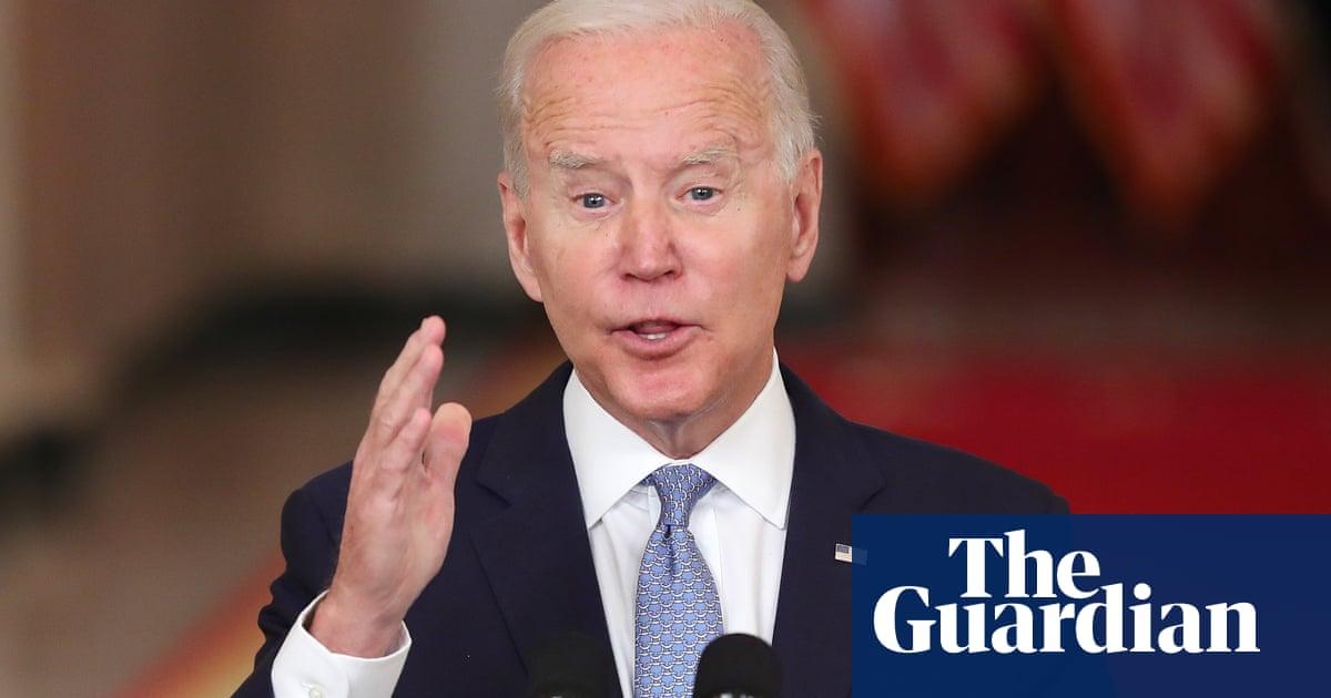 US must quit 'nation building': Biden defends Afghanistan withdrawal – video