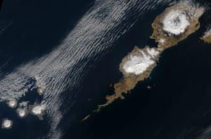 Umnak Island.