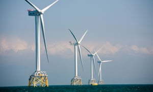 Britain's expertise in renewable energy could bring tremendous opportunities.