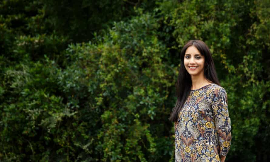 Golriz Ghahraman was elected as a Greens MP in the 2017 New Zealand election.