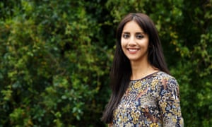 Golriz Ghahraman, who has been elected as a Greens MP in the 2017 New Zealand election.