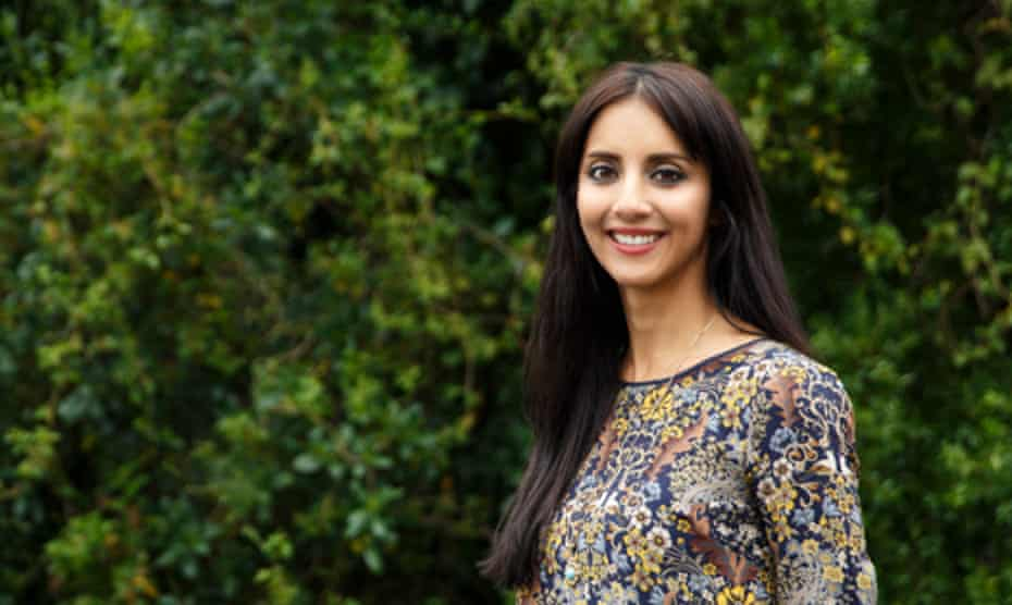 Golriz Ghahraman, who has been elected as a Greens MP in the 2017 New Zealand election. The full results have handed Labour and the Greens an extra seat each.