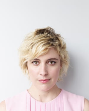 Actor and director Greta Gerwig photographed in Soho, London for an interview in the New Review ahead of the release of her latest film  Lady Bird.