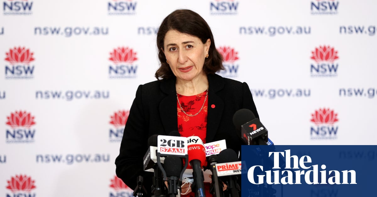 NSW unvaccinated could be denied freedoms at 80% target, premier says, as 1,257 Covid cases recorded