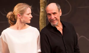 F Murray Abraham with Naomi Frederick in The Mentor.