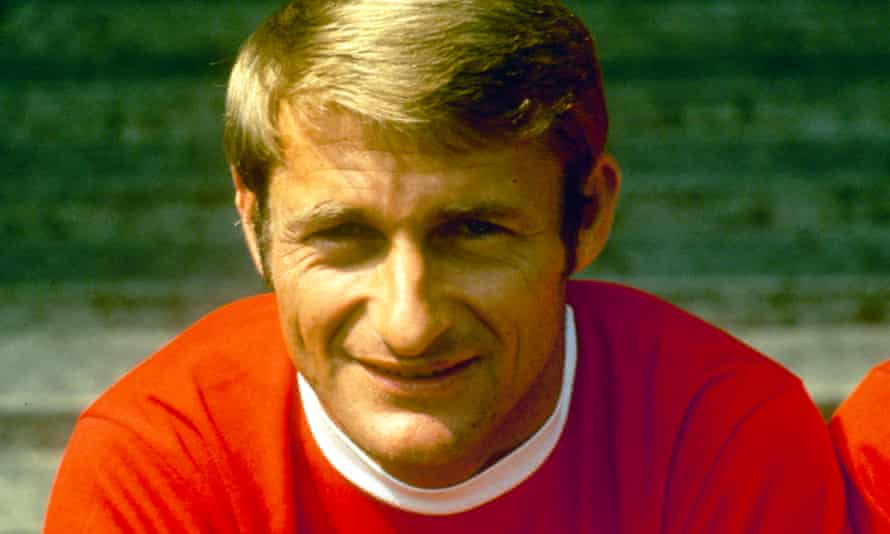 Roger Hunt in the late 1960s.