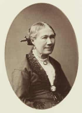 Georgiana Houghton, c.1882.