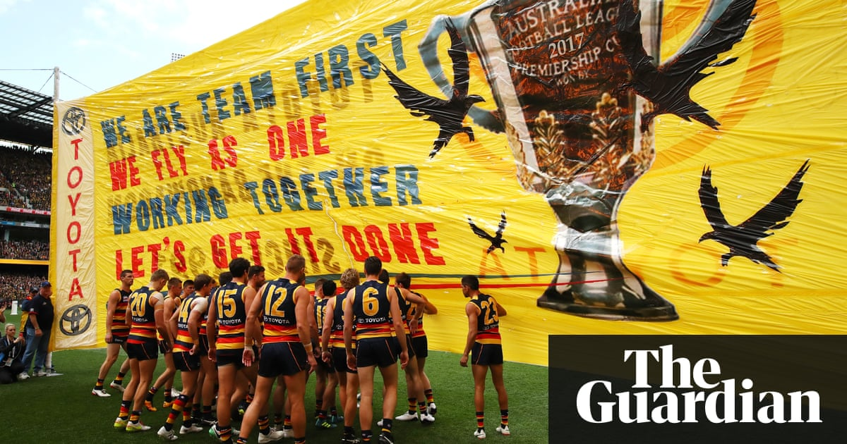 Afl Grand Final 2017 Richmond Tigers V Adelaide Crows In Pictures Sport The Guardian