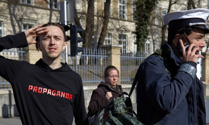 Is this for real?' Meet Tommy Cash, the surreal, post-Soviet