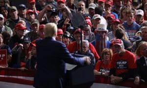 trump south carolina rally