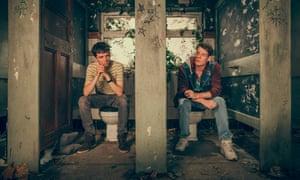 Otis (Asa Butterfield) and Adam (Connor Swindells)