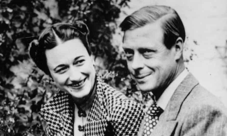 Wallis Simpson and the former King Edward VIII in 1939.