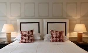 Room at The Blakeney Hotel, Holt, Norfolk