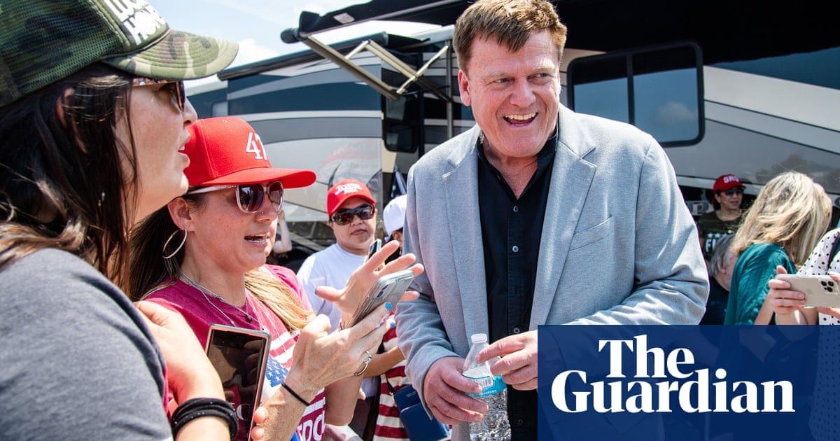 Patrick Byrne: pro-Trump millionaire pushing election conspiracy theories