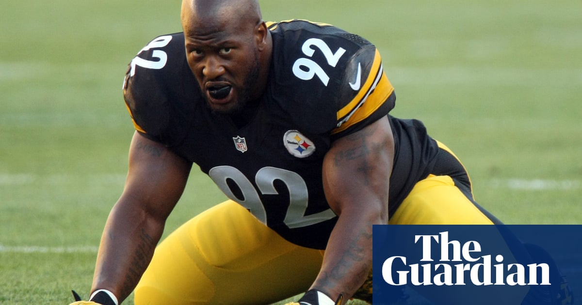 04a5843f3 How James Harrison survives the brutality of the NFL at 38