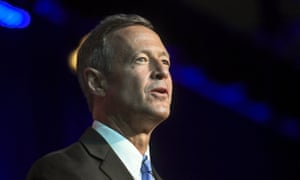Former Governor of Maryland and Democratic presidential candidate Martin O'Malley.