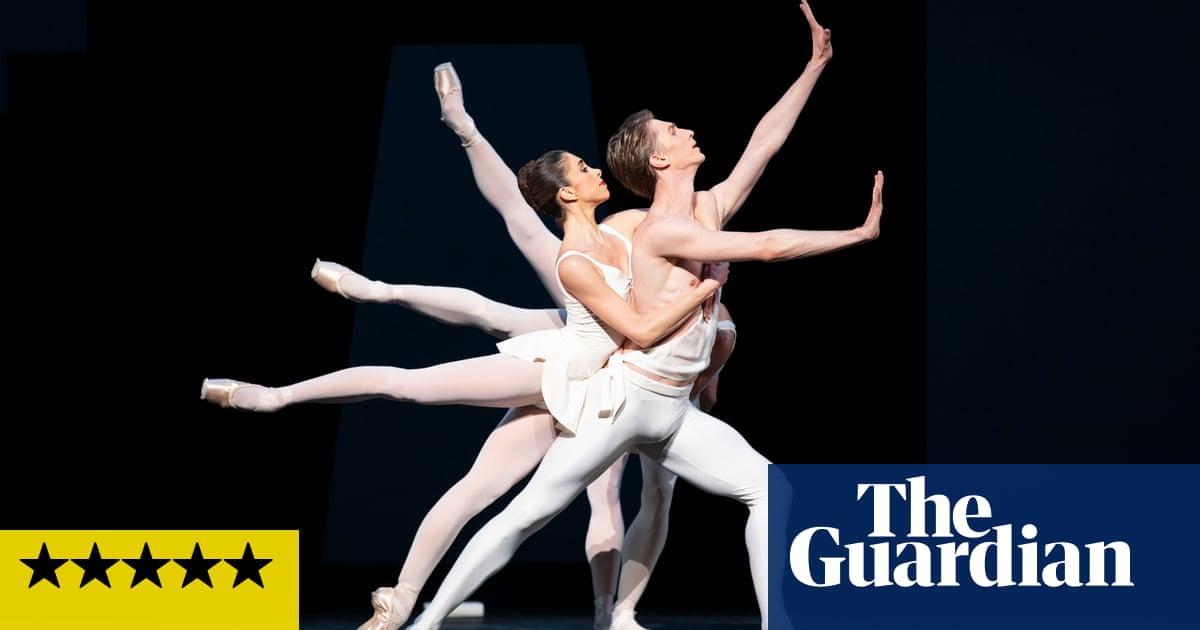 Royal Ballet: Balanchine and Robbins review – Vadim Muntagirov's Apollo is simply divine