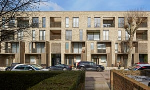 'Well considered and humanly scaled', local authority housing leads the way at Ely Court by Alison Brooks Architects.