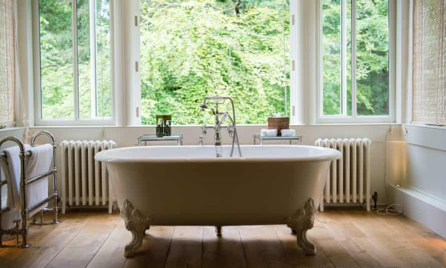 Indulge yourself: Limewood in the New Forest