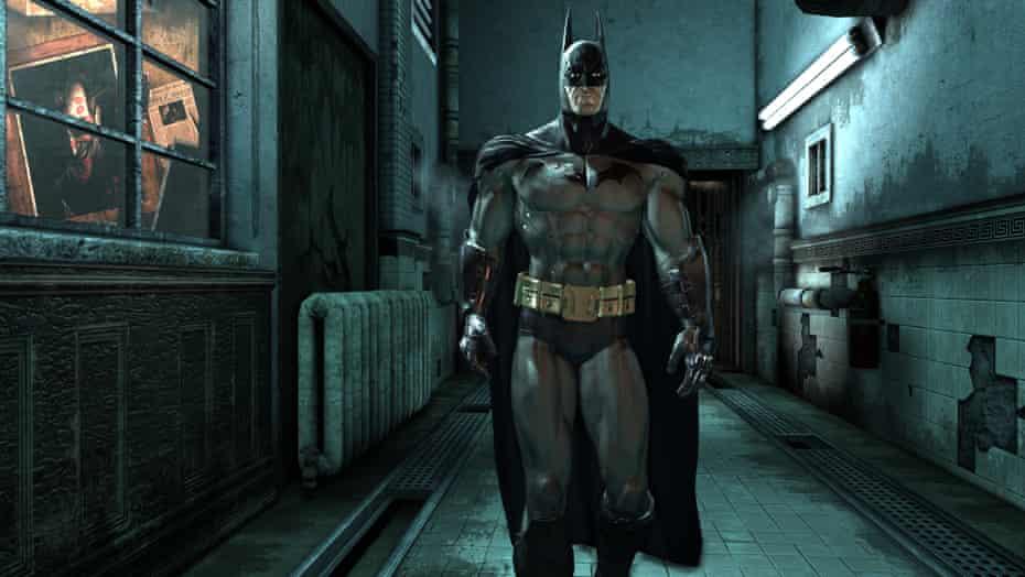 Gothic monstrosity … Batman: Arkham Asylum