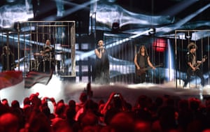 Cyprus's Minus One performs 'Alter Ego'