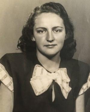 Portrait of Catalina Adam