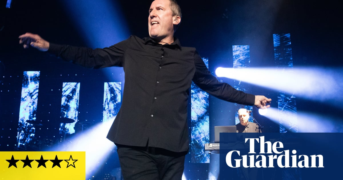 OMD review – clap-along electropop sounds even better with age