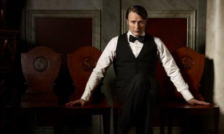 Mikkelsen in Hannibal.