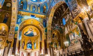 The Palatine Chapel, Palermo