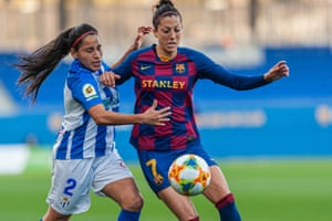 Jenni Hermoso scored 23 league goals last season and spent a season playing for Friday's opponents, Atlético Madrid.