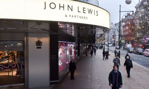 John Lewis Reports Record Sales In Black Friday Week Business The Guardian