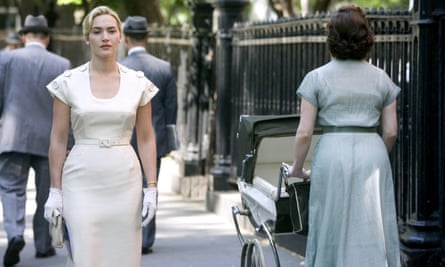 Upstaged dreams … Kate Winslet in the film adaptation of Revolutionary Road.