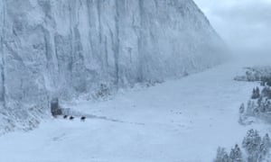 The wall in Game of Thrones