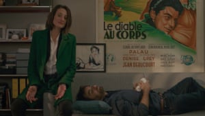 Cottin in Call My Agent (Dix Pour Cent) on Netflix.