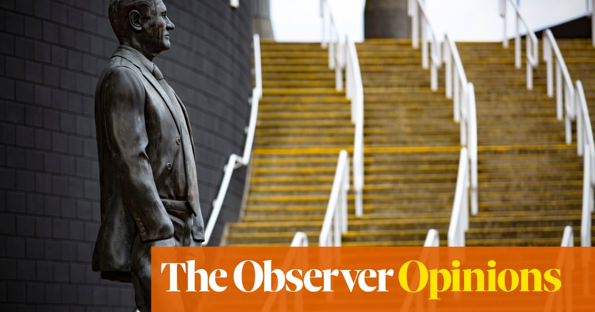 Another Newcastle takeover mess shows football should mean more | Stephen Cockburn