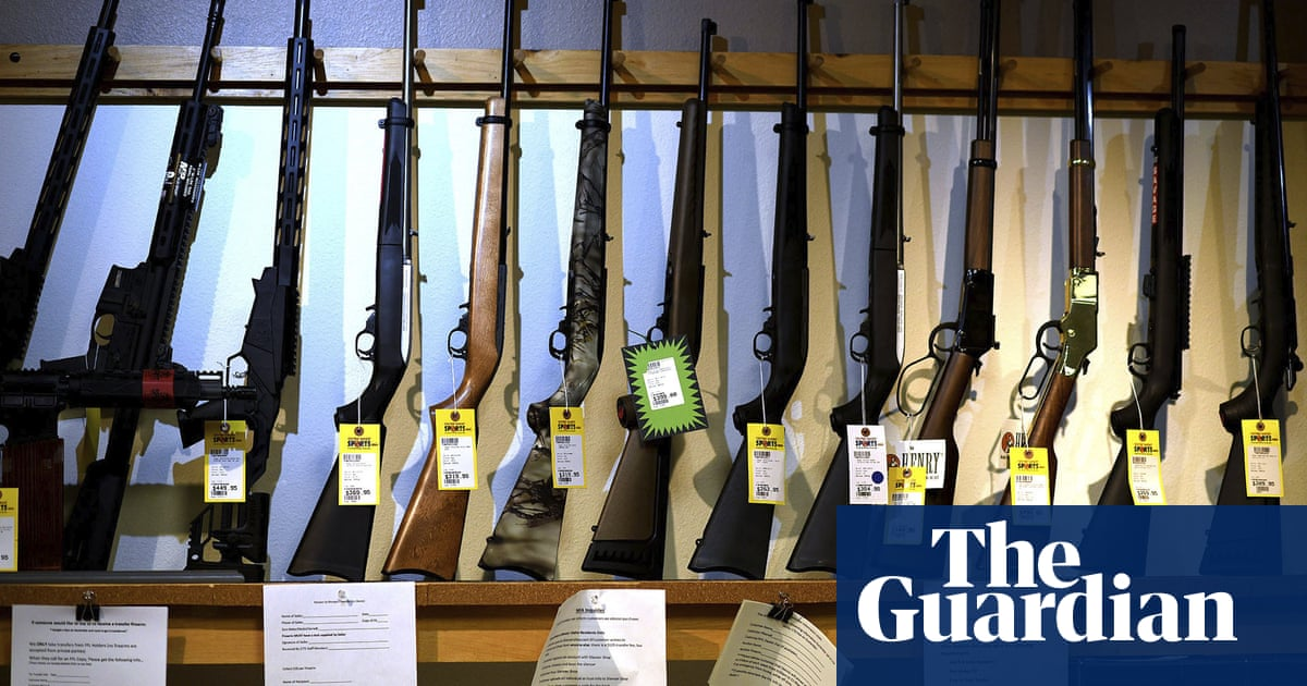 US gun sales spiked during pandemic and continue to rise