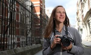 Suzanne Plunkett in London last year