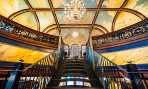 Seven steps to heaven: the Samuel Peto in Folkestone, known as 'the Sistine Chapel of Wetherspoon's'
