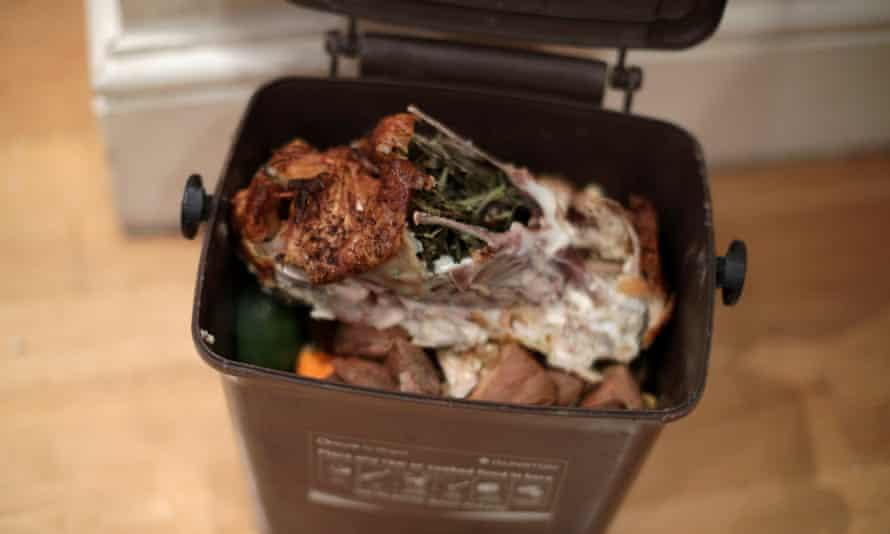 Food waste caddy